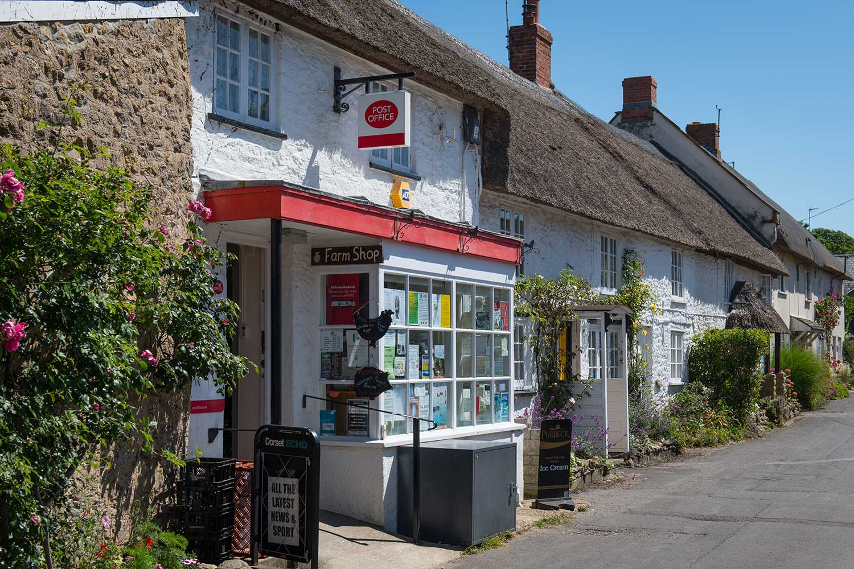 Maydown Farm Shop and Burton Bradstock Post Office